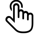 Click icon white space