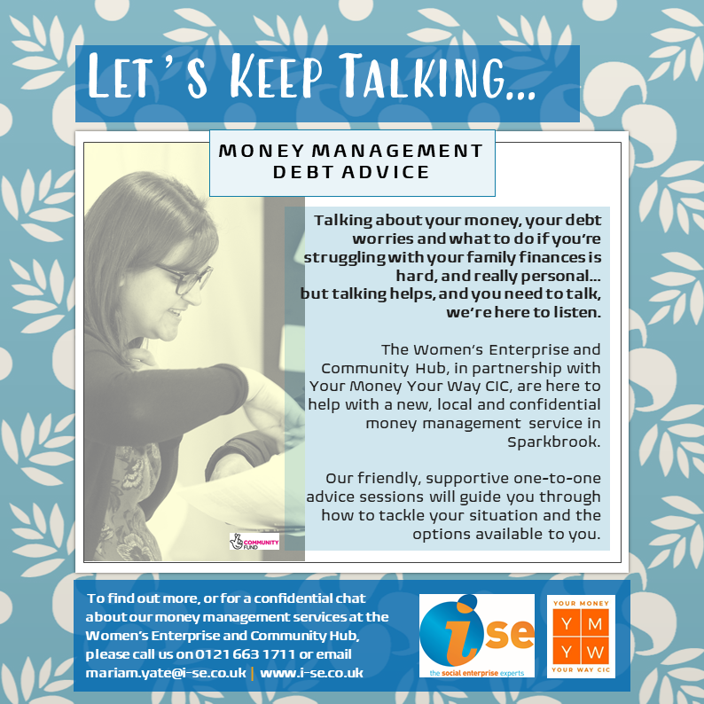Lottery LETs TALK Money Mgmt Flyer Aug 2020